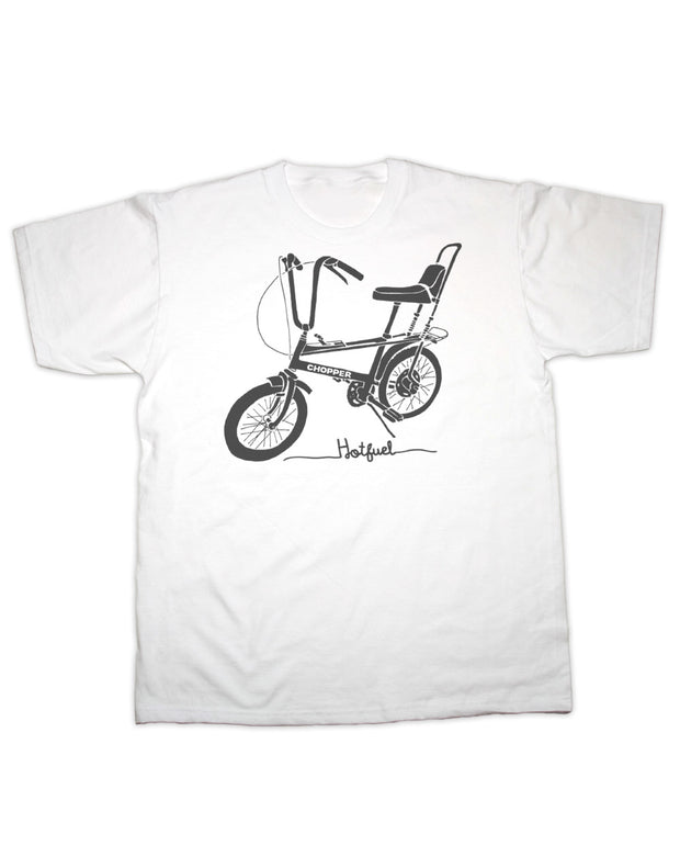 Hotfuel Chopper Cycle Bike T Shirt