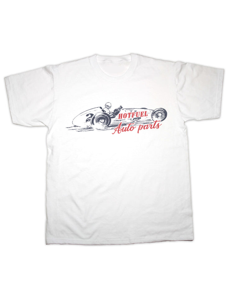 Hotfuel Auto Parts T Shirt
