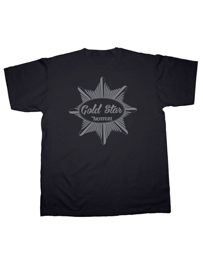 Hotfuel Gold Star T Shirt