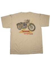 Hotfuel Golden Flash T Shirt