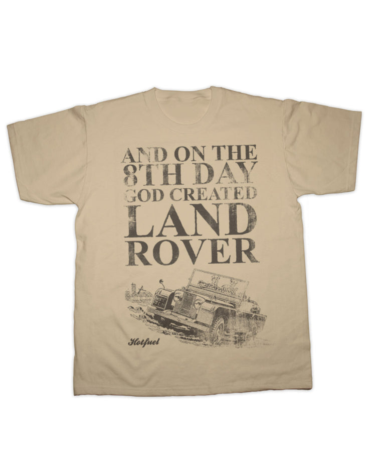 Land Rover 8th Day T Shirt