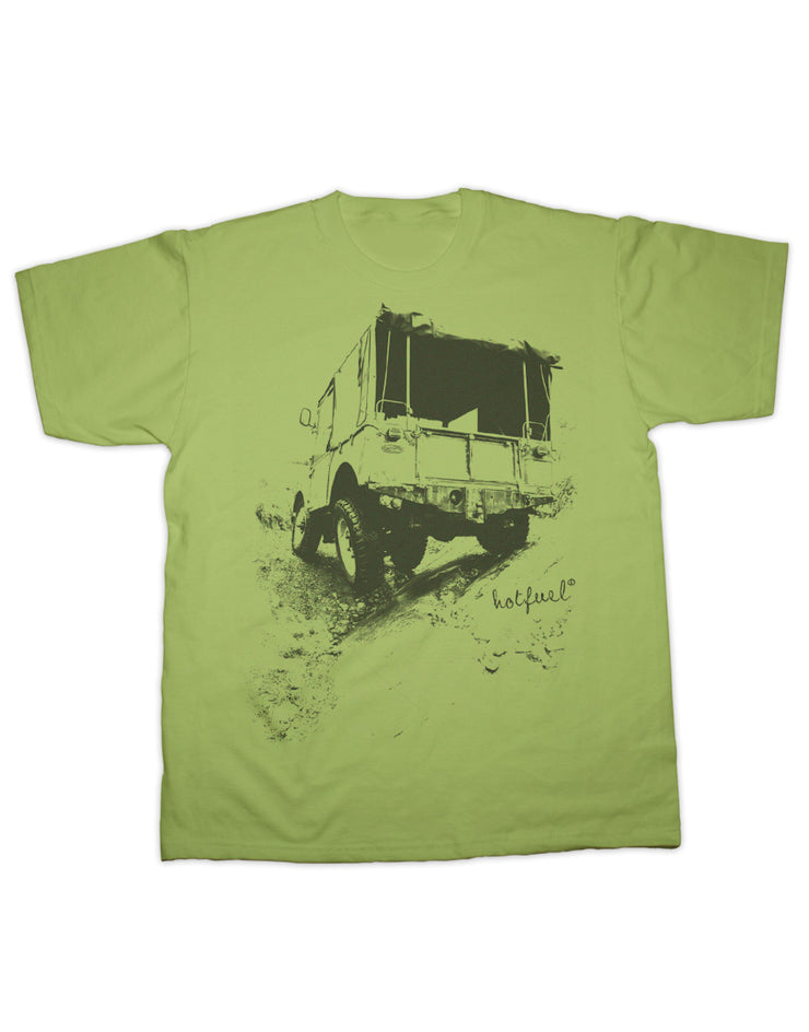 Series 1 Off Road Print T Shirt
