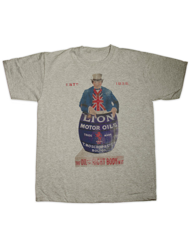 Lion Motor Oils T Shirt