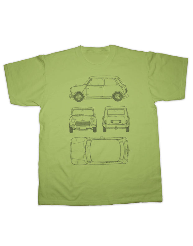 Cooper Blueprint T Shirt