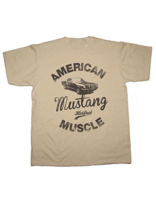 American Muscle T Shirt