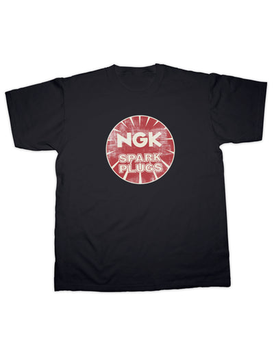 NGK Spark Plugs T Shirt