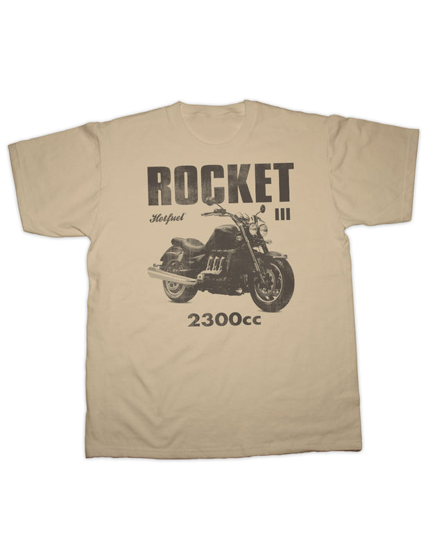 Hotfuel Rocket III T Shirt