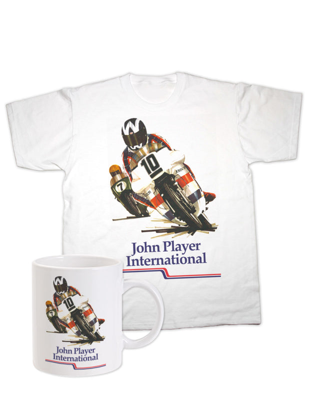 John Player International Bike Gift Set