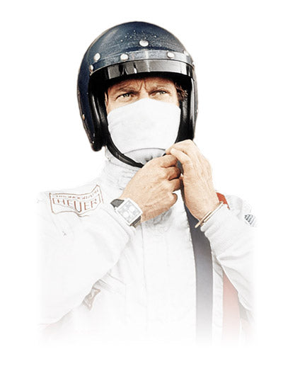 McQueen Le Man Racer Wall Art