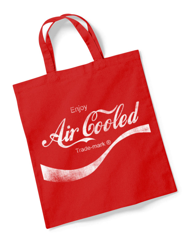 Air Cooled Enjoy Cotton Tote Bag