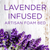 Lavender infused artisan foam bed