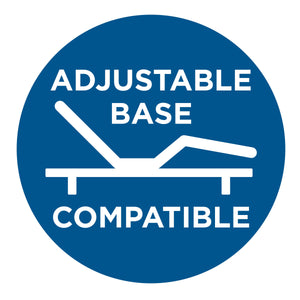 Adjustable base compatible