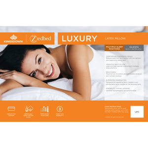Luxury Latex Pillow