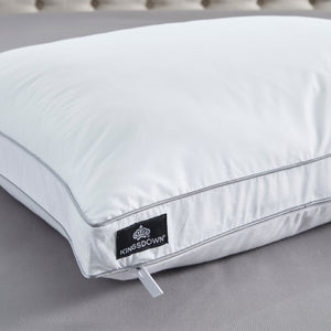 Kingsdown Customizable Comfort Luxury Pillow-In-A-Pillow