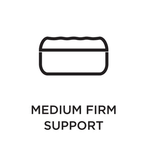 Medium Firm Support