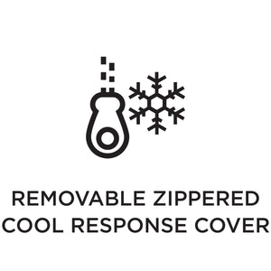 Removable Cool Response cover