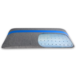 Vent-Flo Ventilated Gel Infused Memory Foam Pillow