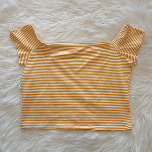 Charlotte Russe Short Sleeve // Size Large