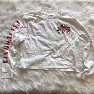 Hollister Long Sleeve // Size Large
