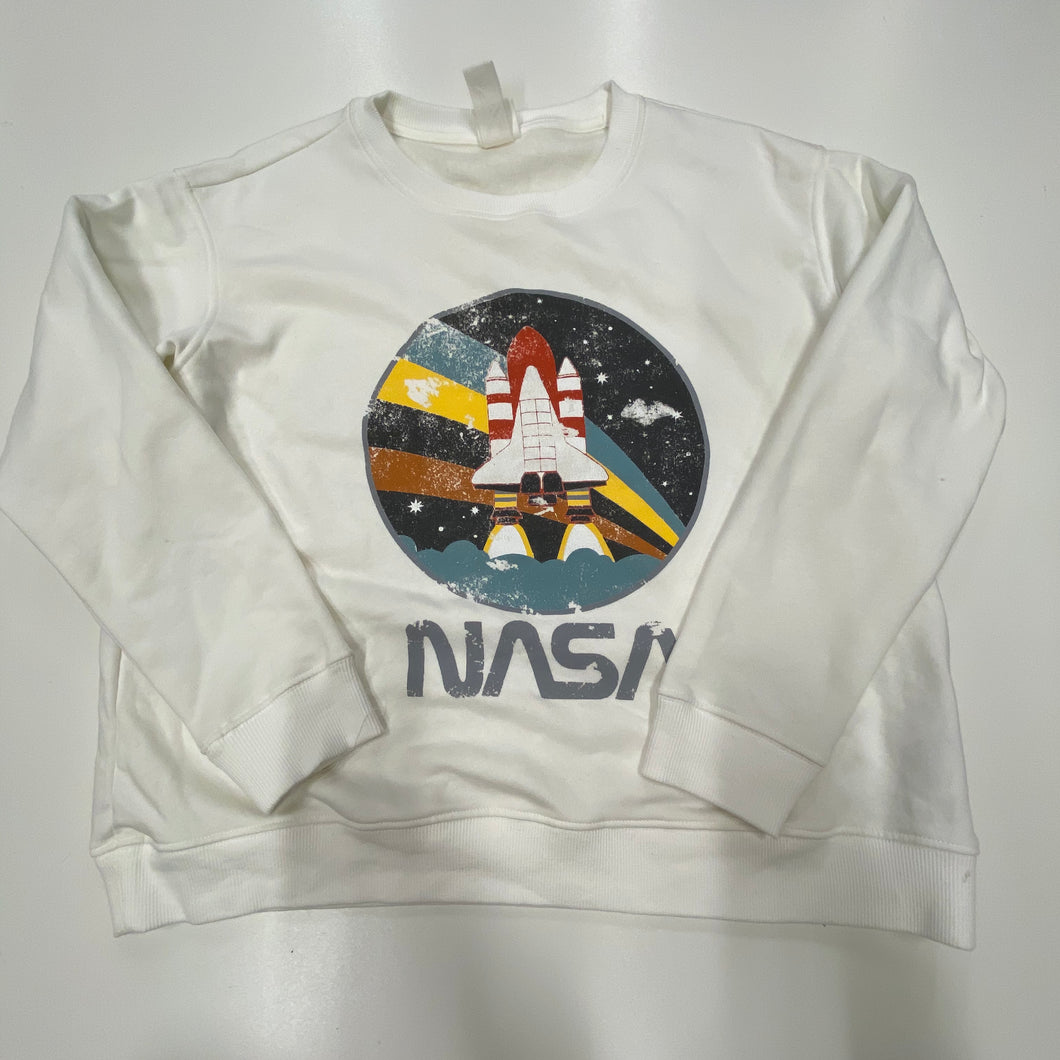 Nasa Sweatshirt // Size Medium