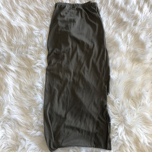 Maxi Skirt Green // Size 3/4