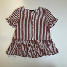 Load image into Gallery viewer, Shein Short Sleeve Shirt // Size Small