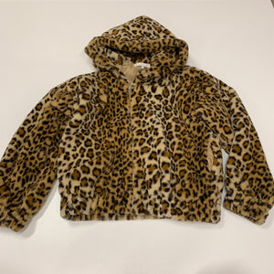 Cheetah Print Jacket // Size Small