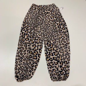 Cheetah Print Pants // Size Medium