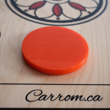 Load image into Gallery viewer, Large Acrylic Carrom Striker - Carrom Canada