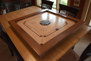 Tournament Carrom Board - Carrom Canada