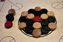 Load image into Gallery viewer, Wooden Carrom Men - Carrom Canada