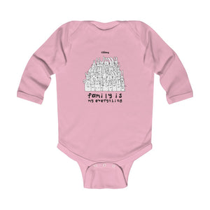 Family Is Everything Baby Bodysuit