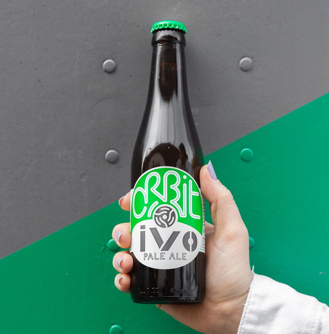 Ivo Pale Ale 330ml botttle 4.5%