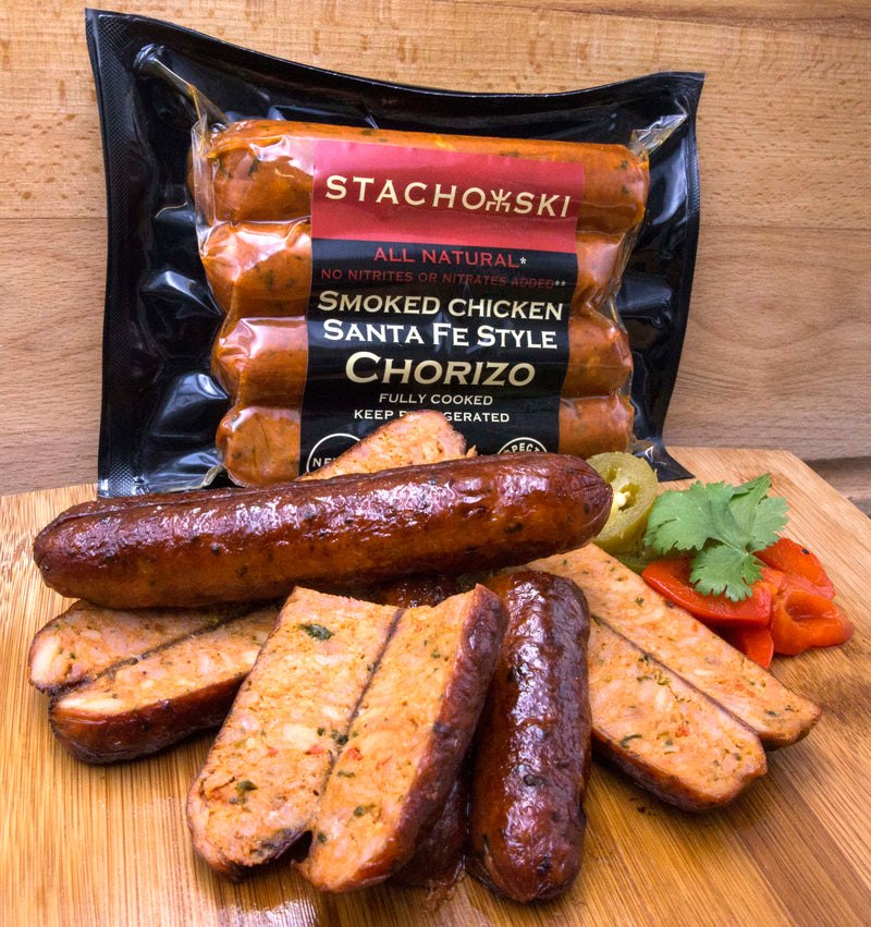 Smoked Chicken Santa Fe Chorizo (Fully Cooked)
