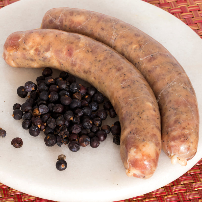 Duck Sausage (Fresh)