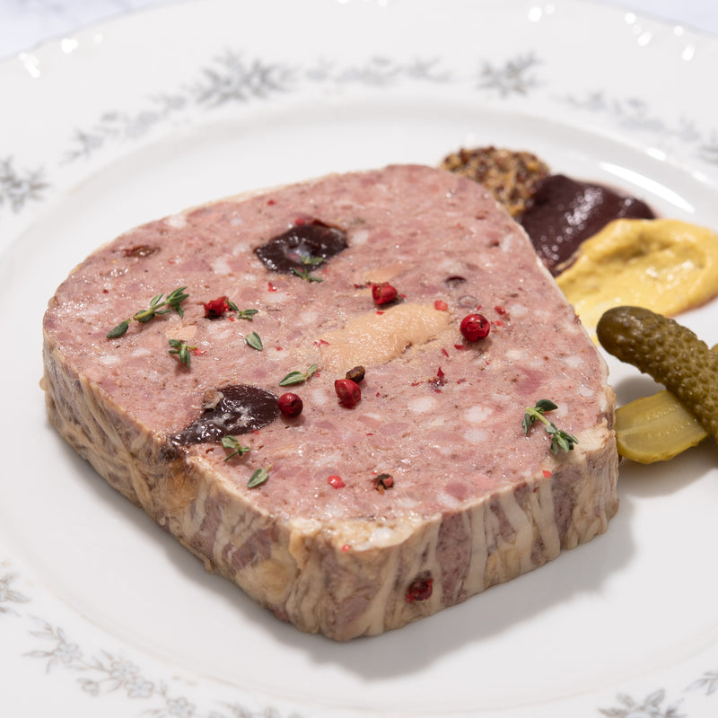 Duck Pate (5 oz) (Fully Cooked)