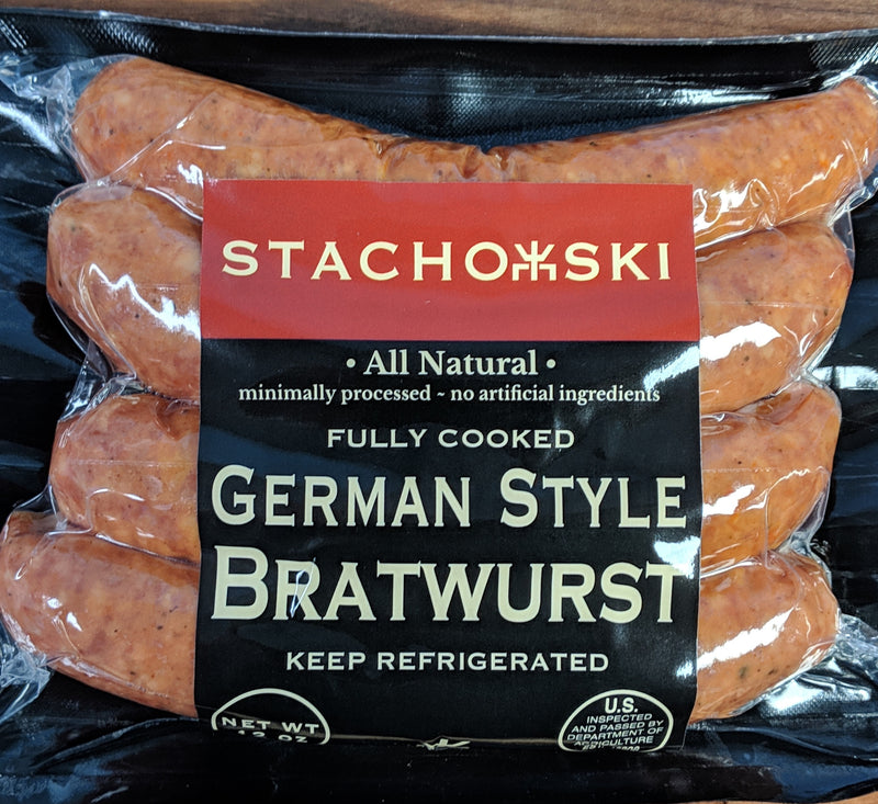 German Bratwurst (Fully Cooked)