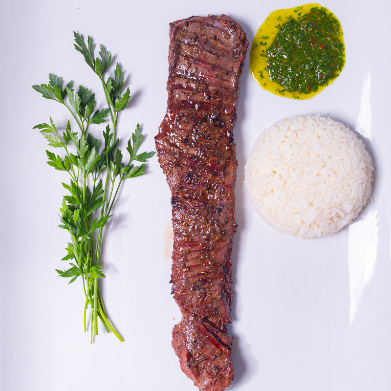 Skirt Steak (2- 10 oz ea)