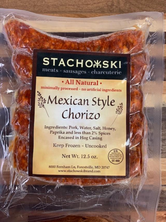 Mexican Chorizo (Fresh)
