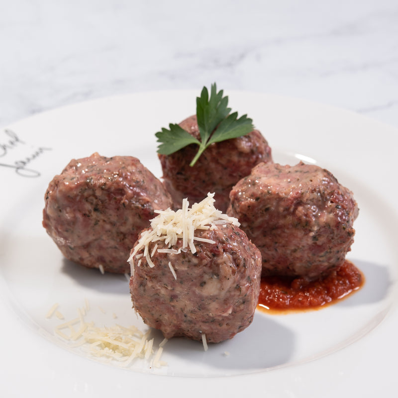 Butcher Shop Meatballs (4- 3 oz ea)