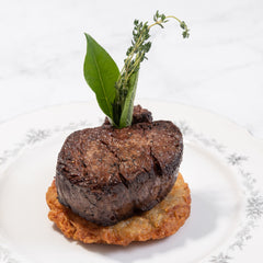 Filet Mignon (2- 6 oz ea)