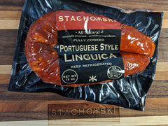 Portuguese Linguica (Fully Cooked)
