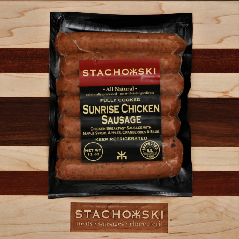 Sunrise Chicken Sausage (Fully Cooked)