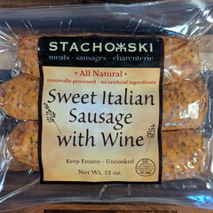 Sweet Italian Sausage with Wine (Fresh)