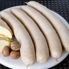 German White Sausage (Fully Cooked)