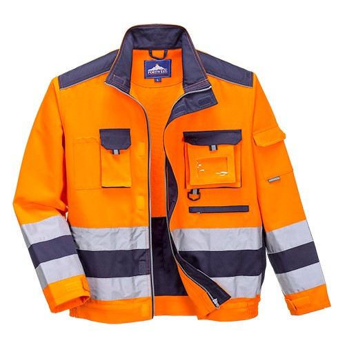 Workwear Hi-Vis Safety Clothing