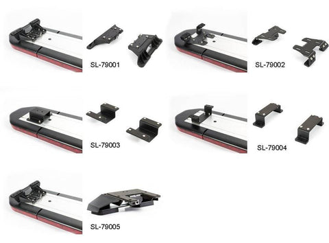 Solis Light Bar - Mounting options