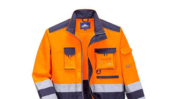 Workwear Hi-Vis Safety Clothing & PPE