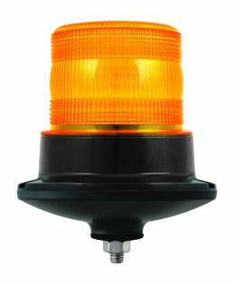 ECE R10 LED Warning Beacon - Single Bolt Mount