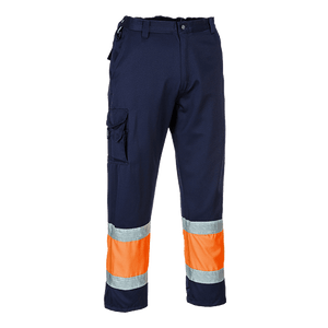 Hi-Viz Two-Tone Combat Trousers